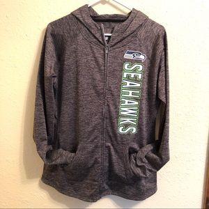 NFL | Seattle Seahawks Full Zip Hoodie